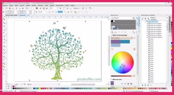 corel draw x7 keygen Free Download
