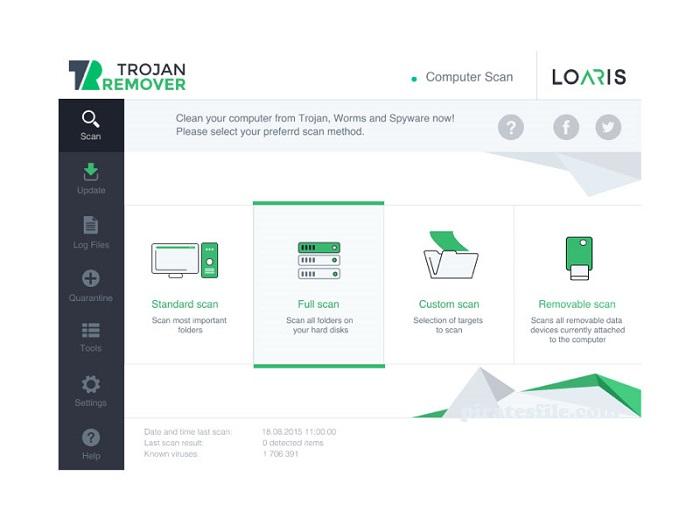 Loaris Trojan Remover 3.1.19.1430 Crack + Activation Key Free Download 2020