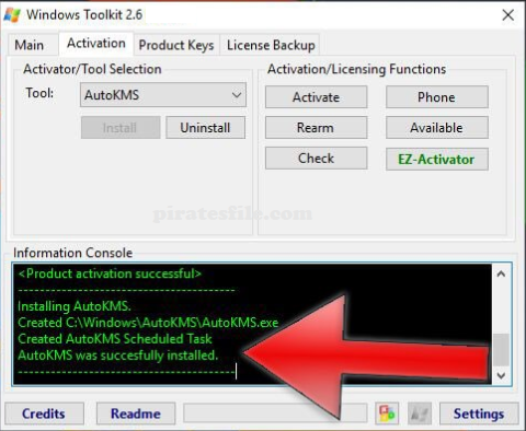 Microsoft Toolkit 2.6.7 Crack With Full Activator 2020 Free Download {Latest]