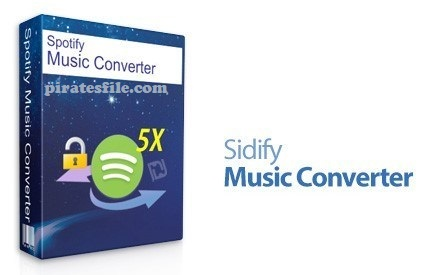 Sidify Music Converter 2.0.5 Crack + Registration Code 2020 Free Download