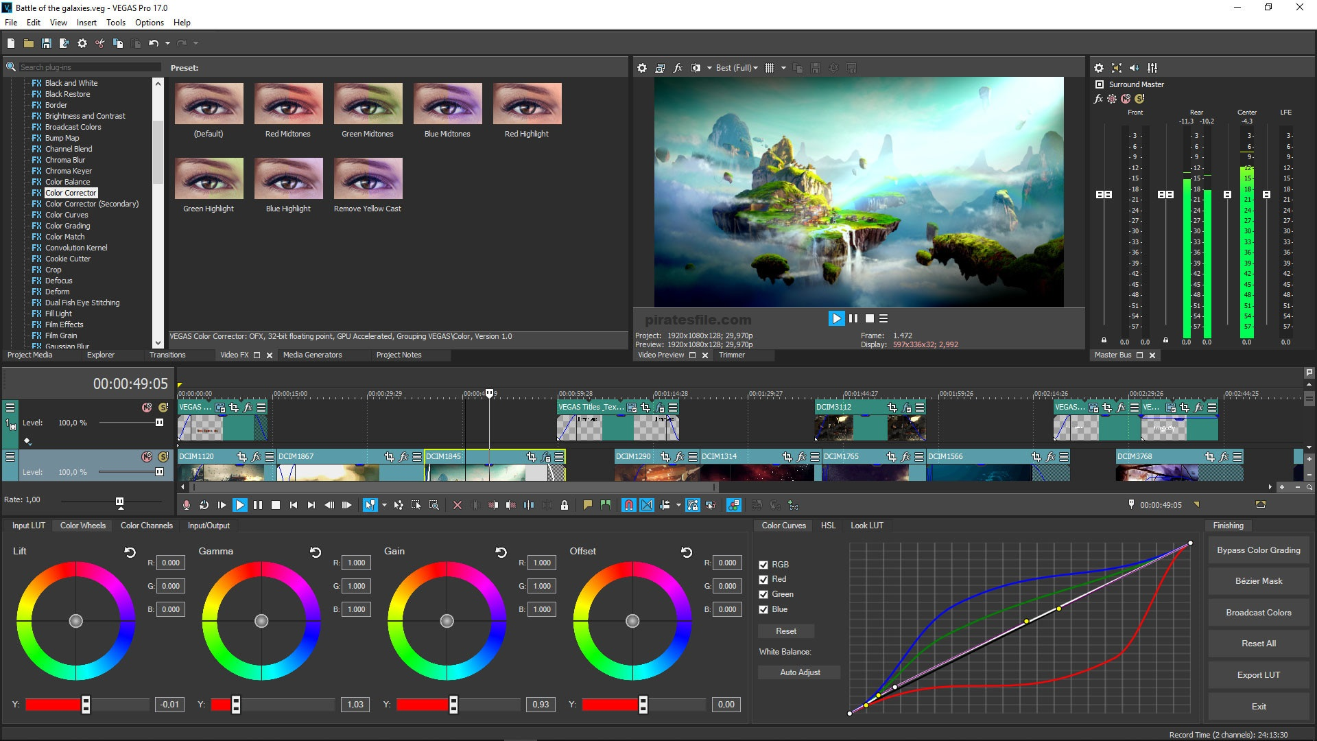 Sony Vegas Pro 17 Crack + Serial Number 2020 Free Download [Latest]