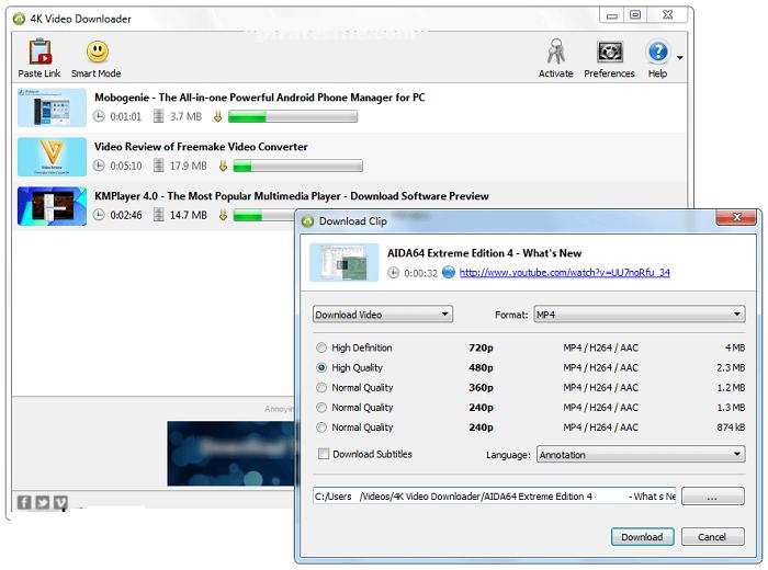4K Video Downloader 4.12.0.3570 Crack + License Key Free Download 2020
