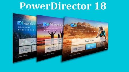 CyberLink PowerDirector Crack 18.0.2725 + Activation Key Download [Latest]