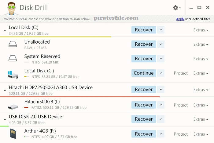 Disk Drill Pro 4.0.520.0 Crack + Activation Code Free Download 2020