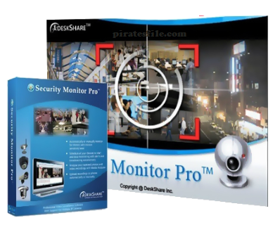 Security Monitor Pro 6.05 Crack + Activation Key Free Download 2020