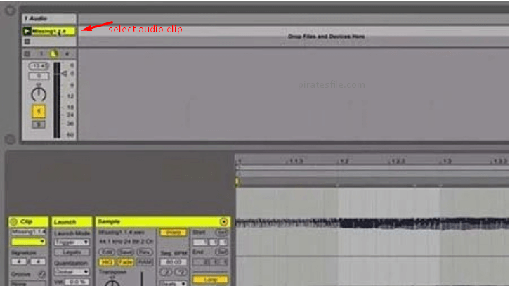convert mp3 to midi in ableton