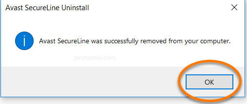 How to uninstall secureline