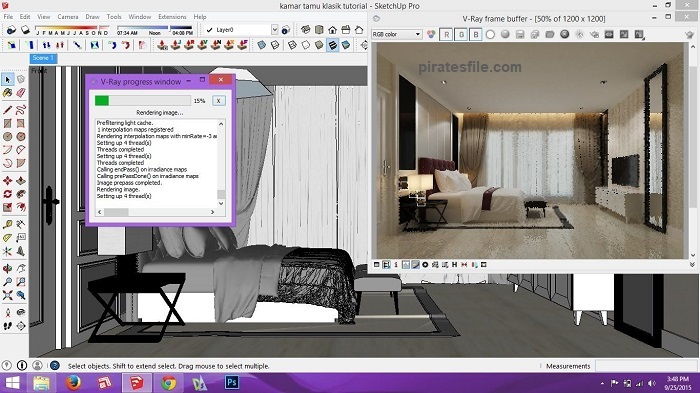 V-Ray for SketchUp Crack Latest Version Download 2020