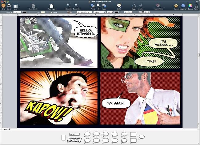 Comic-Life-Free-Download-Mac