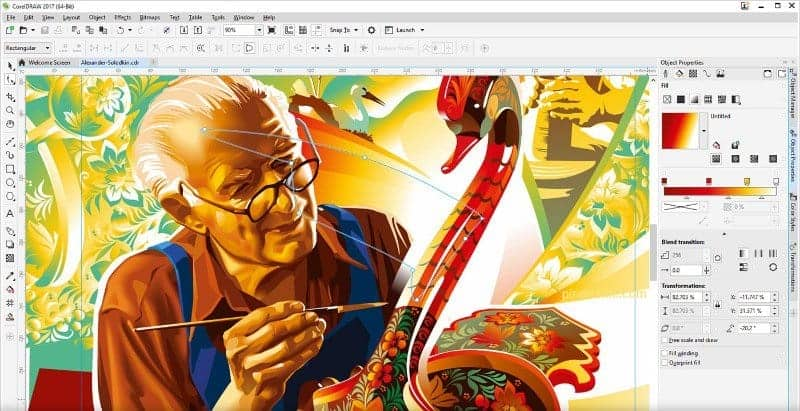 corel-draw-graphic-suite-2020-with-Crack-free-download