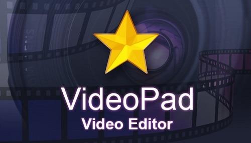 VideoPad Video Editor Registration Code Free Download