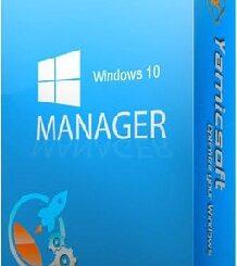 Yamicsoft Windows 10 Manager Crack + Serial Key Free Download Full Version